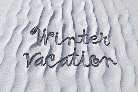 Winter vacations begin in Kashmir schools
