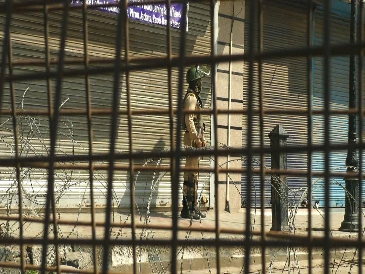 Separatist shutdown affects life in Kashmir