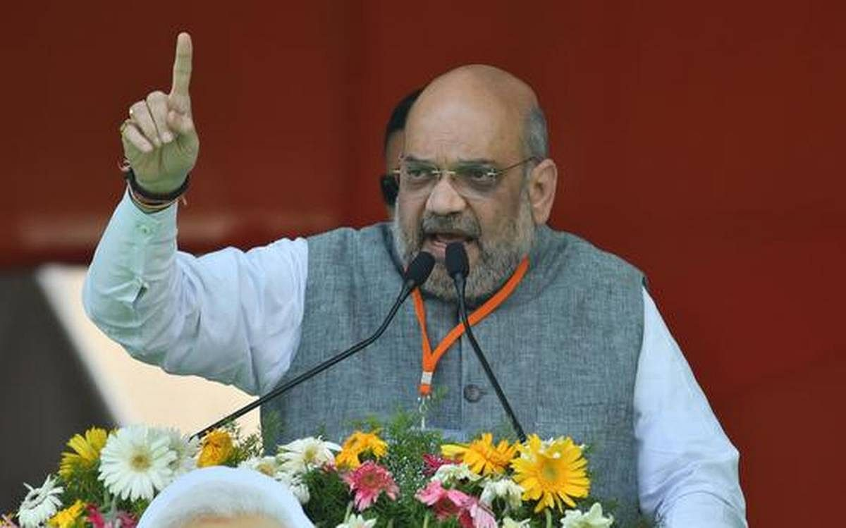 Modi's six-year rule most peaceful in J&K: Shah