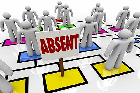ABSENTEEISM: Salaries of 11 officials withheld