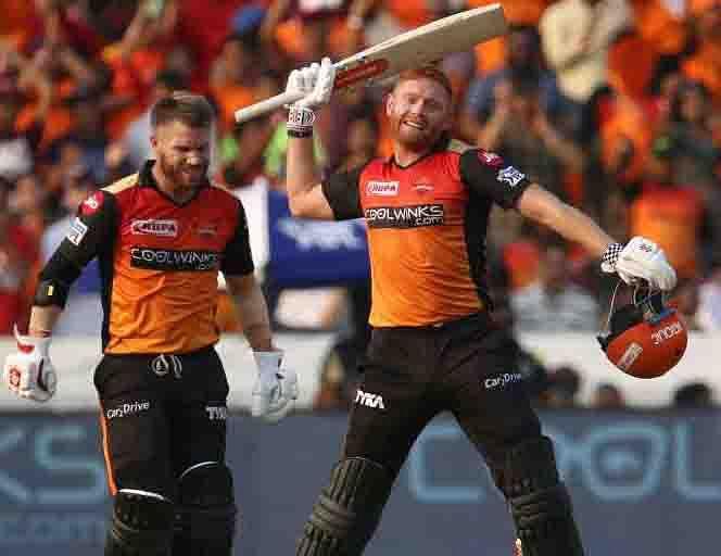 IPL 2019 SRH ride on David Warner-Jonny Bairstow show to demolish RCB