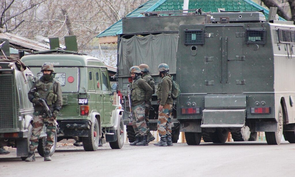 CASO launched after shots fired near BJP leader's house in J&K's Poonch