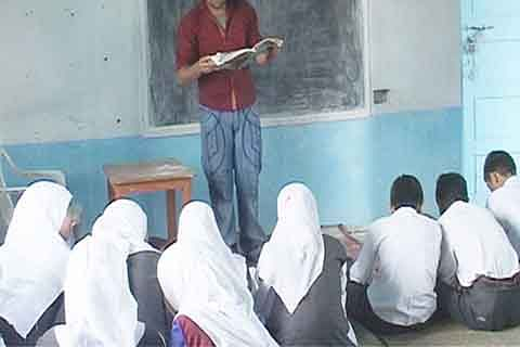 'Untrained' teachers mar studies in polytechnic colleges