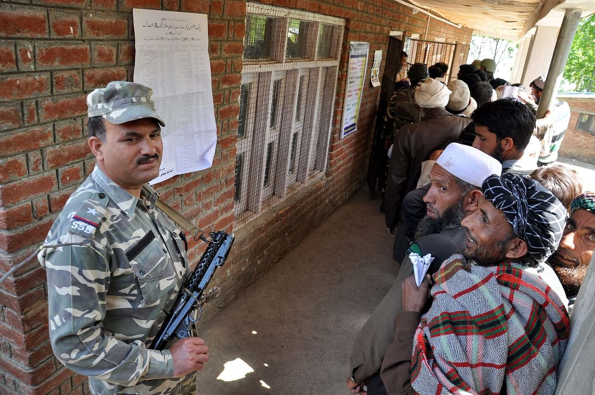J&K gears up for first polls post Article 370 abrogation