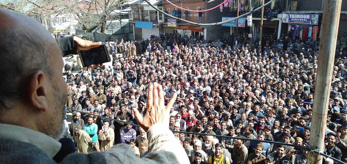 Revisit your strategies: Er Rasheed tells people