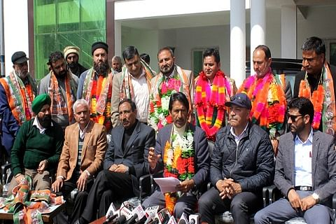 Congress capable of defeating communal and fascist forces, says Mir