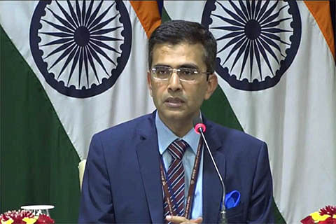 India conveys concern to US over military aid to Pak