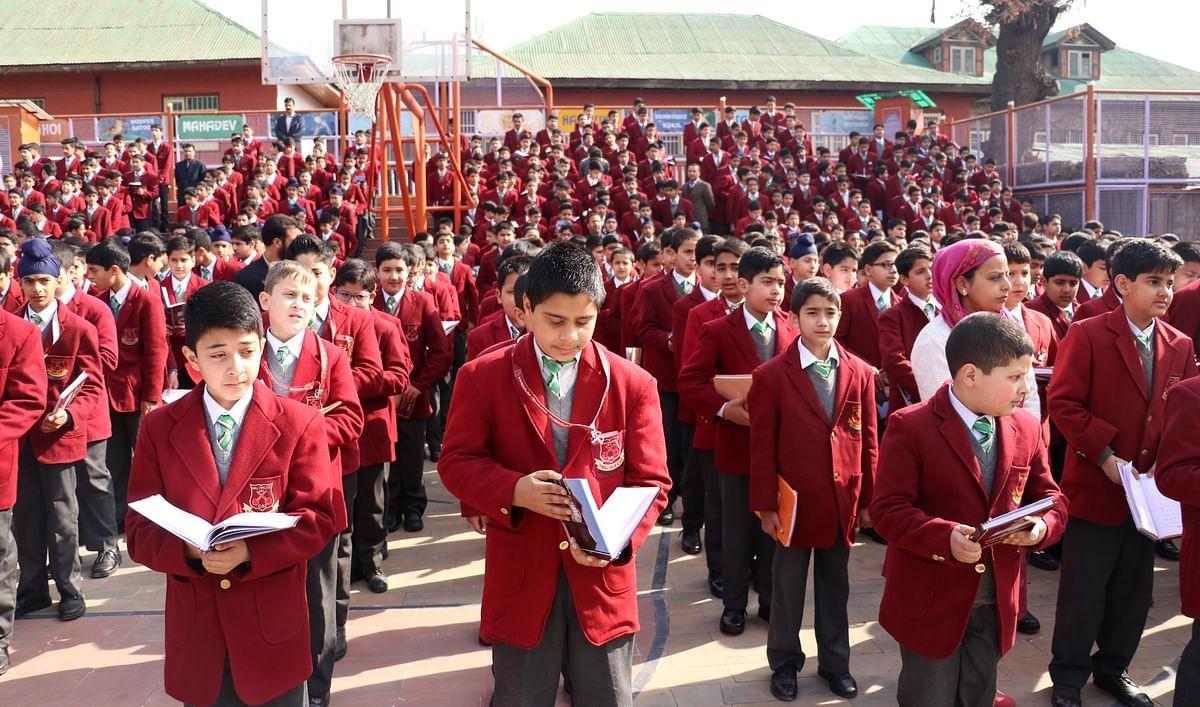 J&K govt transfers control of 108 primary schools in Jammu, Srinagar to municipal bodies