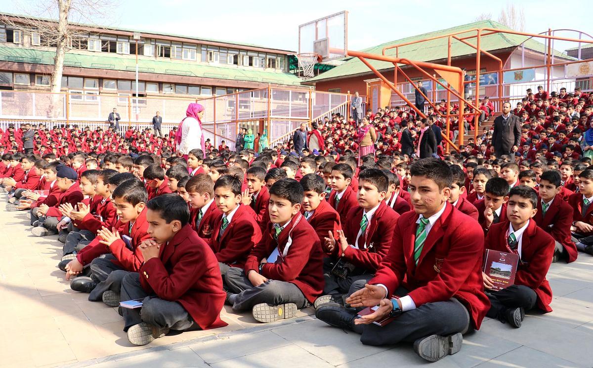 Winter vacation in Kashmir schools from December 16