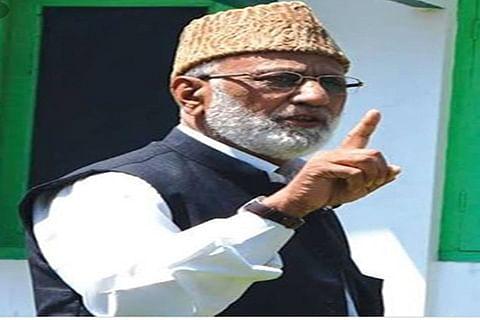 Tehreek-e-Hurriyat chairman Ashraf Sahrai arrested, booked under PSA
