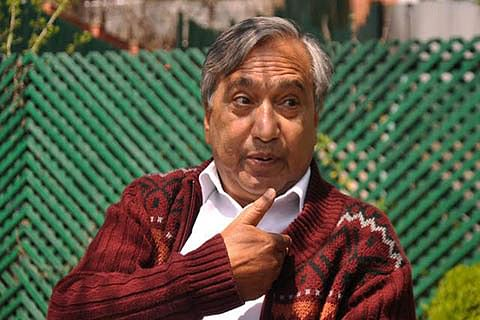 Only failures to PM Modi's credit: Tarigami