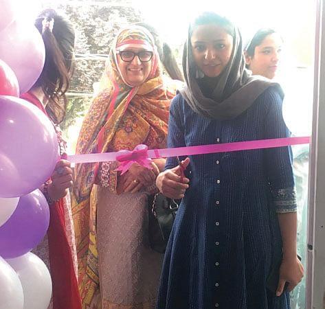 Apparel showroom City Clothing inaugurated in Gogji Bagh