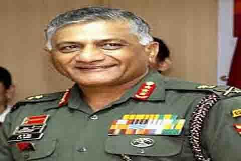 Pakistan can never be India's friend: Gen V K Singh