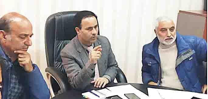 DDC Baramulla reviews development scenario in Bla town