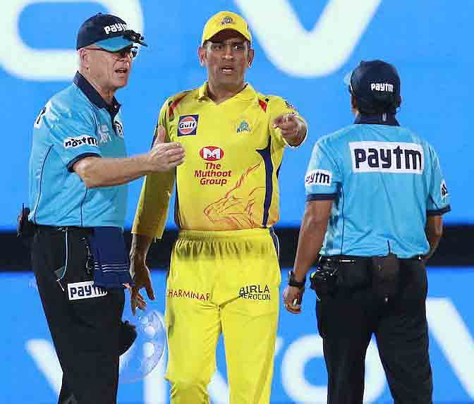 Dhoni-led CSK most tweeted about team in IPL 2020