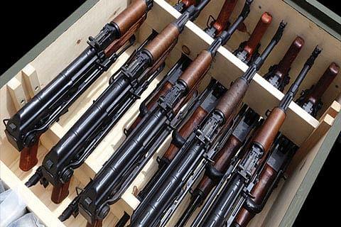 2020 breaks annual gun sale records in US