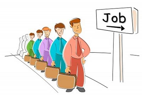 Job aspirants assail new employment policies in agri deptt