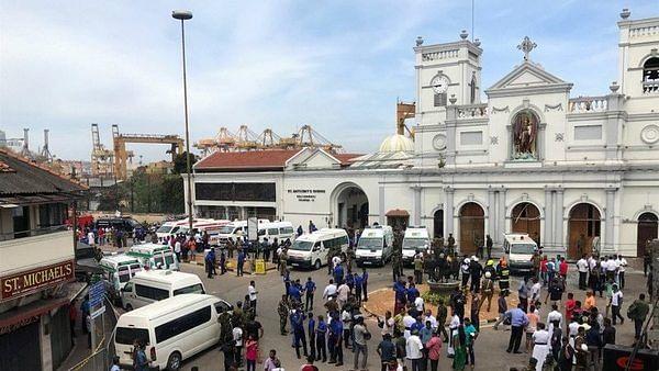 Sri Lanka: the serial bombing