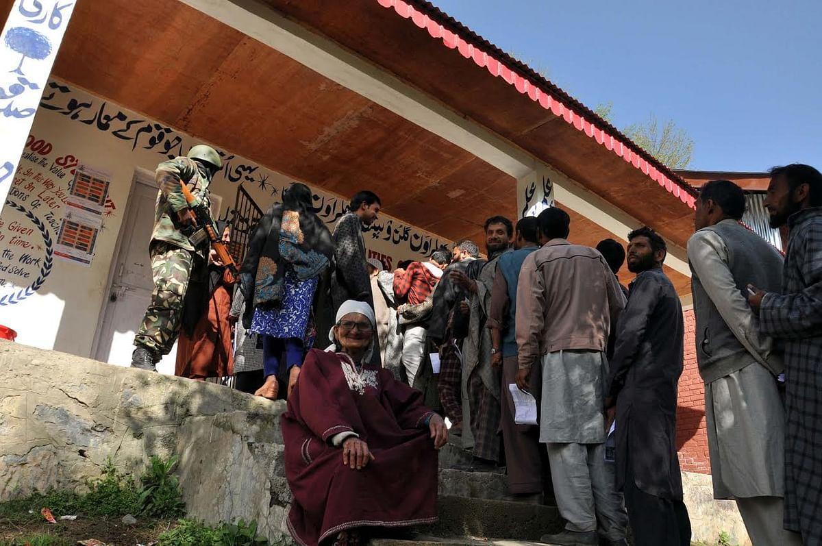 Lok Sabha polls: 10 per cent voter turnout in Kulgam