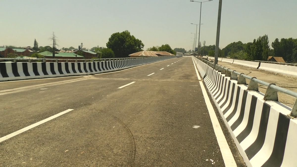 Second phase of Jehangir Chowk-Rambagh flyover to be inaugurated tomorrow