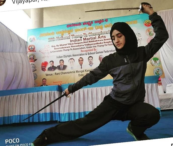 This Downtown girl has won 11 gold medals in martial arts