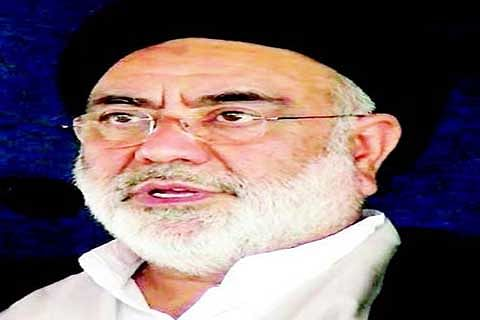 BANDIPORA RAPE INCIDENT |Resume normal life and wait for court verdict: Aga Syed to people