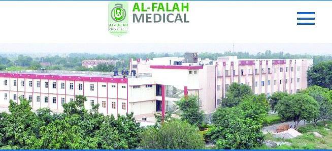 MCI approves establishment of  Al Falah medical college