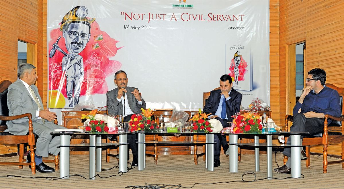 Civil servants have power to bring change on the ground: Fmr Union Secretary