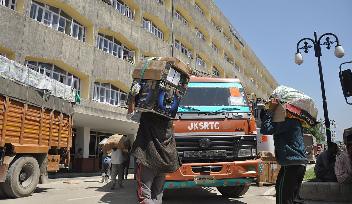 Darbar moving to Srinagar on April 30