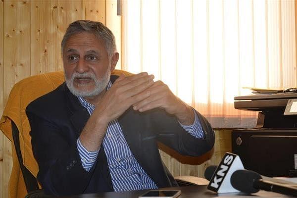 Dr Kaiser appointed as interim principal GMC Srinagar