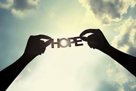 Give hope a chance