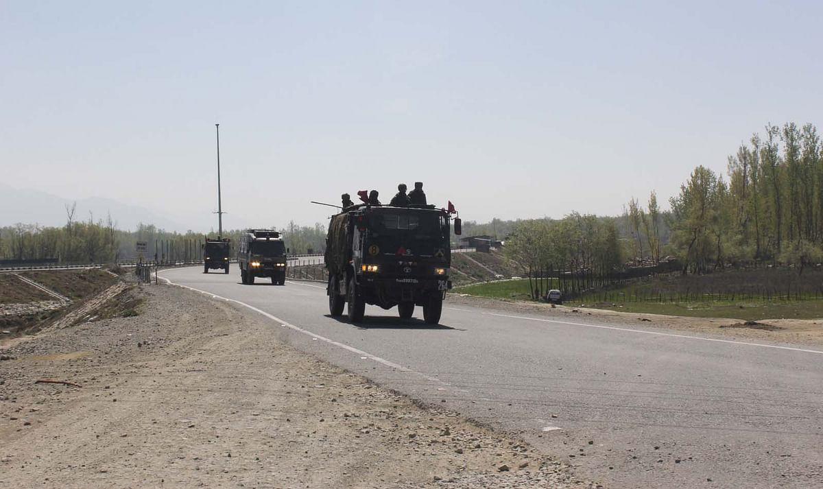 Civilian traffic restrictions on Jammu-Srinagar highway lifted completely