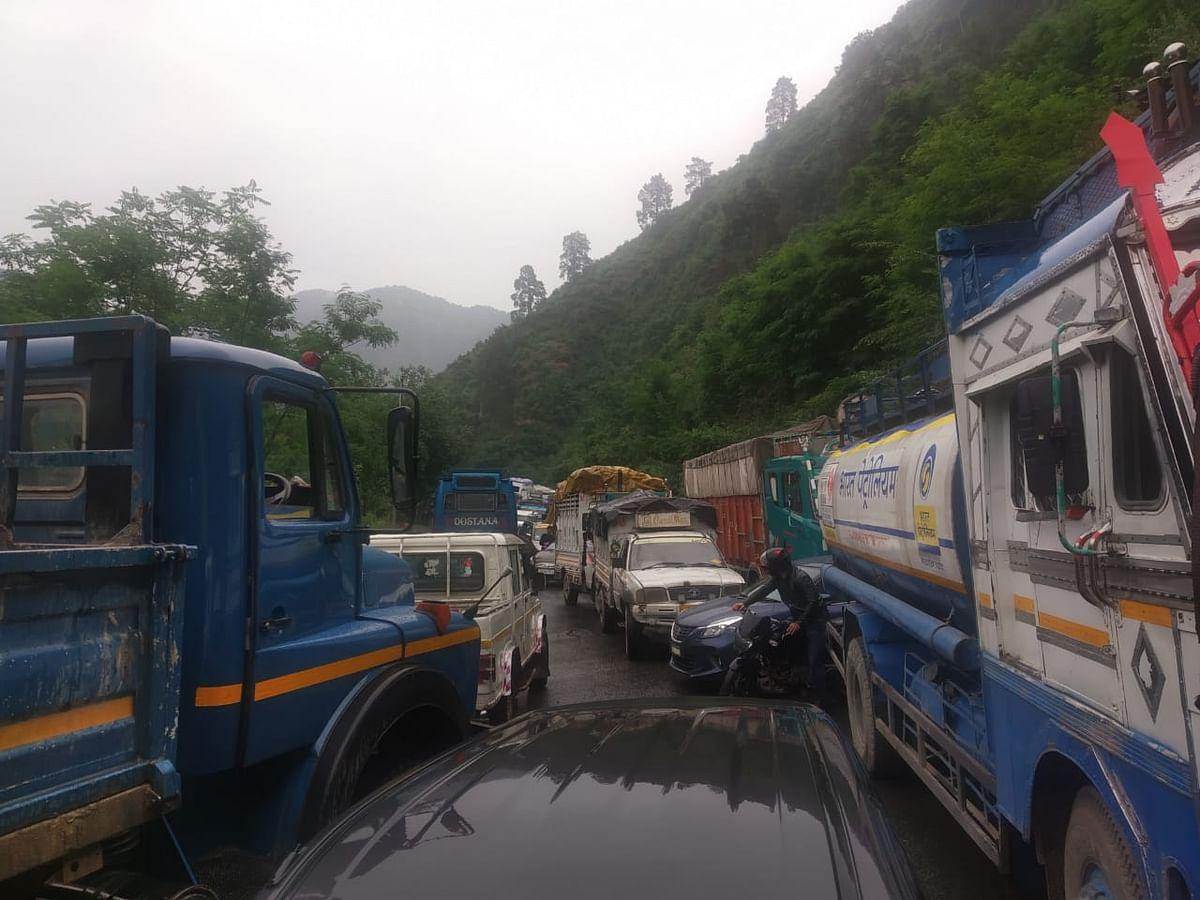 Traffic woes increase on highway
