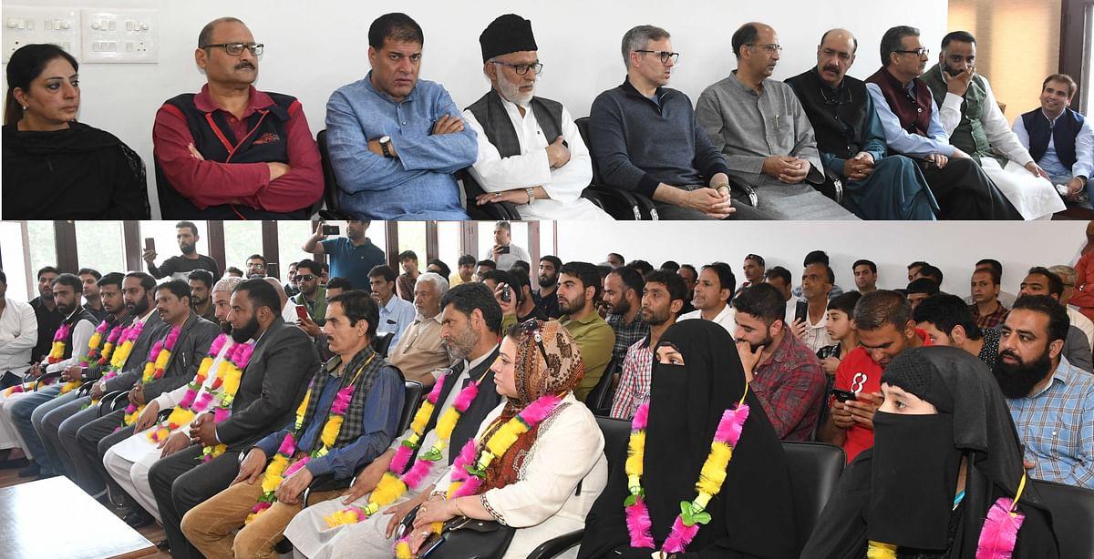 Govt apathy mars Srinagar development: Omar Abdullah