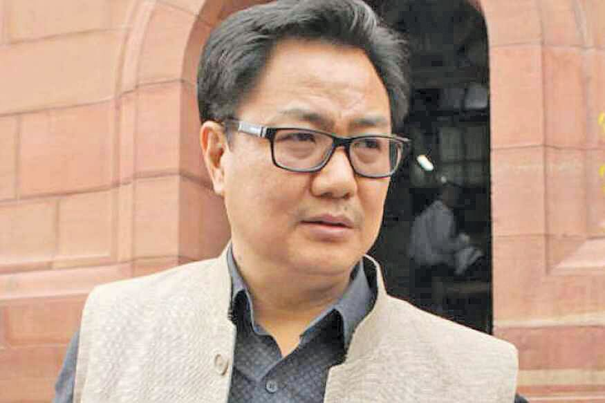 Long-term preparation needed for medals, says Rijiju