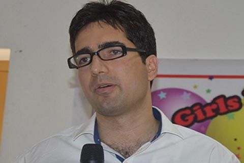 Politics defines everything, especially in a conflict zone: Shah Faesal