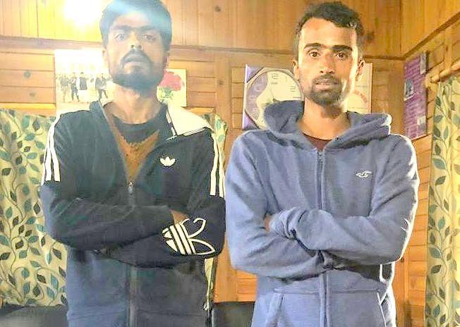Two drug peddlers arrested in Sopore in north Kashmir
