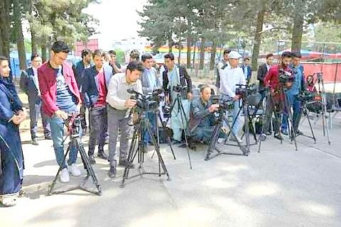 Afghans fear end of golden age of press freedom