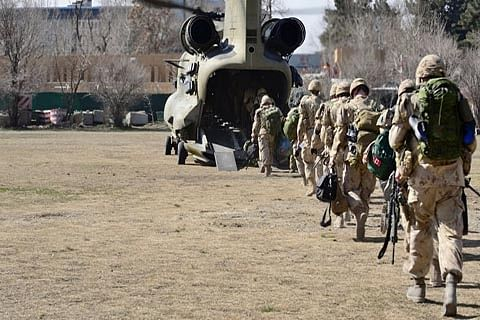 NATO Secy Gen reiterates call for Afghan ceasefire
