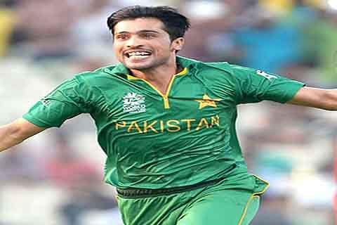 Aamir included in World Cup squad after Pakistan bowlers' thrashing in England