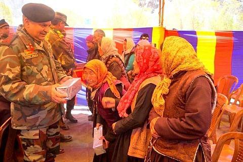 Kargil Vijay Diwas: Army organizes 'Next of Kin' rally in eastern Ladakh