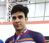First J&K cyclist to don India colours, Bilal Dar dreams of Olympics