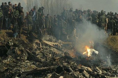 IAF commander removed over February 27 Budgam Mi-17 helicopter crash: Report