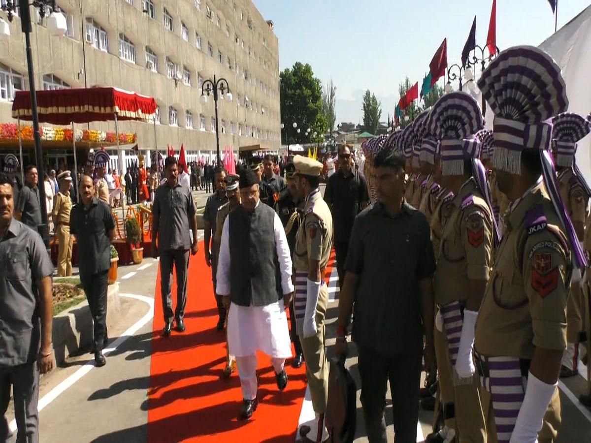 Durbar Move: Civil Secretariat offices re-open in Srinagar