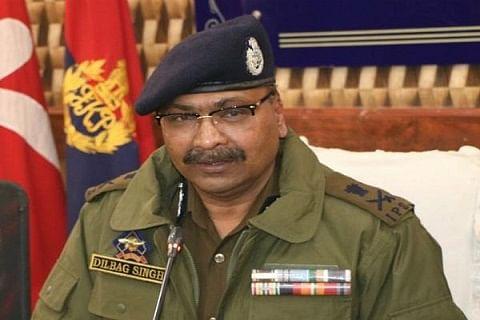DGP extends greetings on Diwali