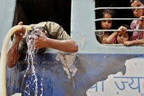 Jammu sizzles at 43 deg C, heatwave intensifies