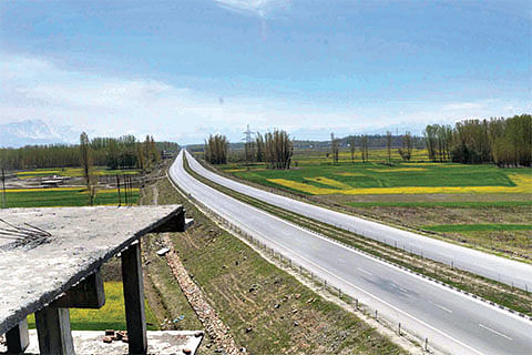 Govt lifts highway restrictions