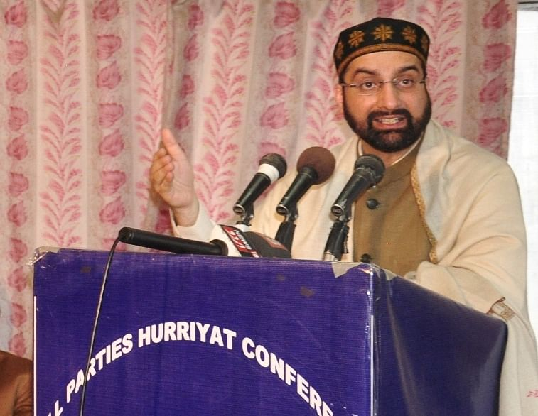 New dispensation in New Delhi has to address the Kashmir issue: Mirwaiz