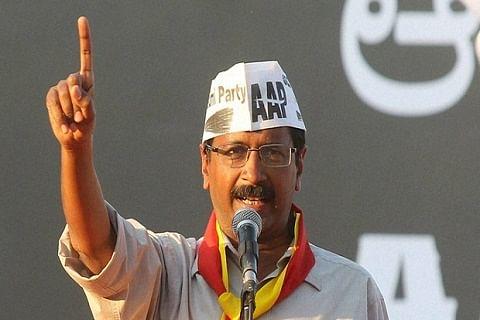 Modi seeking votes in name of fake nationalism: Kejriwal
