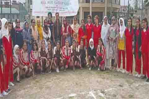 Inter School Kho-Kho: Mallinson Girls School beat GHS Chanapora in final